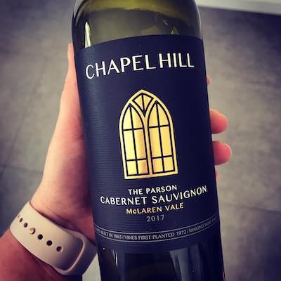 Chapel Hill The Parson Cabernet Sauvignon 2017