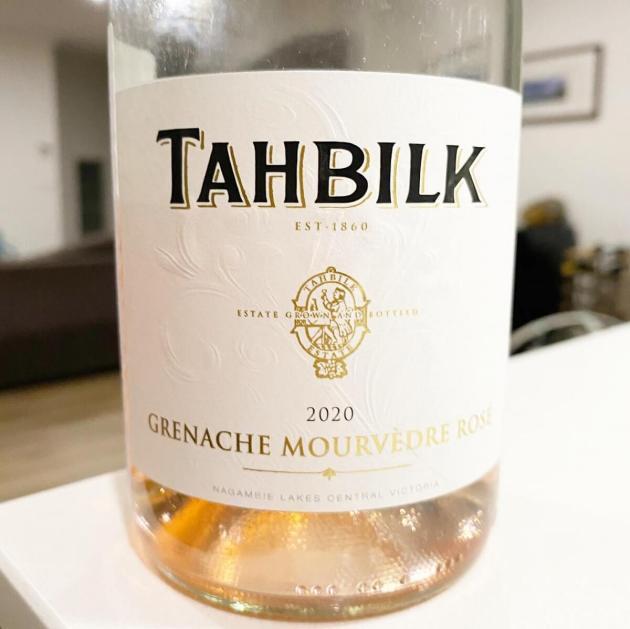 Tahbilk 2020 Grenache Mourvedre Rose