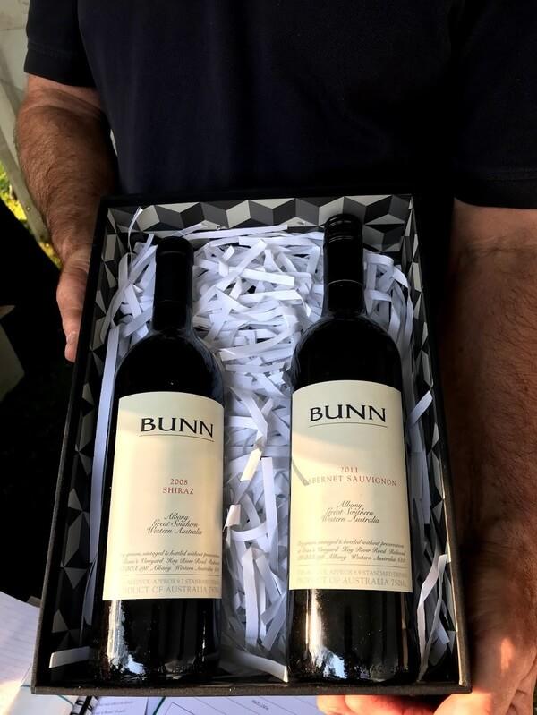 bottles-of-bunn-shiraz-and-cabernet-sauvignon