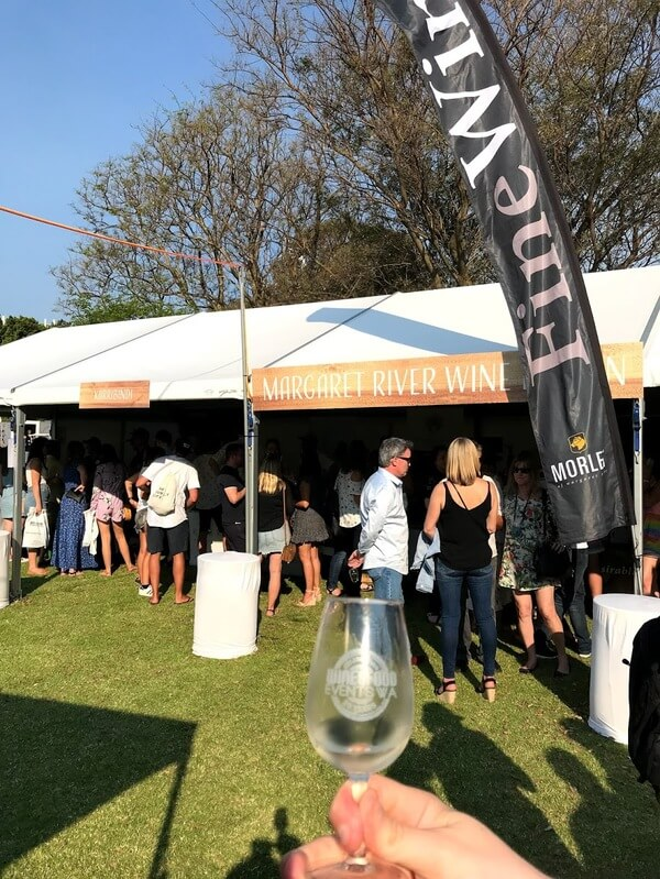 margaret-river-wine-region-tent-with-wine-producers