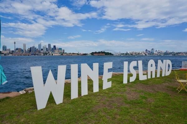 Wine Island Wine Festival Sydney