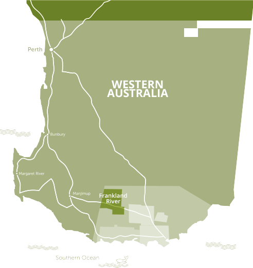 map-of-the-wine-sub-region-frankland-river-in-western-australias-great-southern