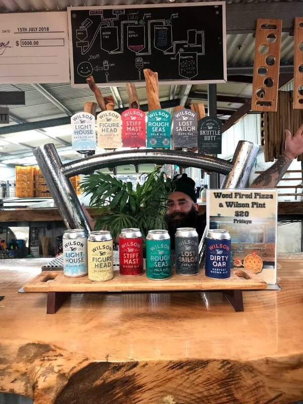 six-beer-taps-on-counter-at-wilson-brewing