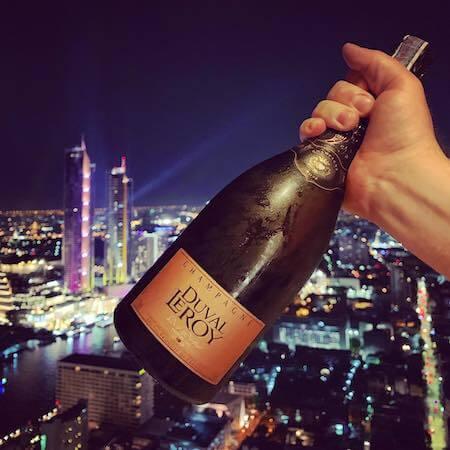 Champagne Duval LeRoy Premier Cru Rose