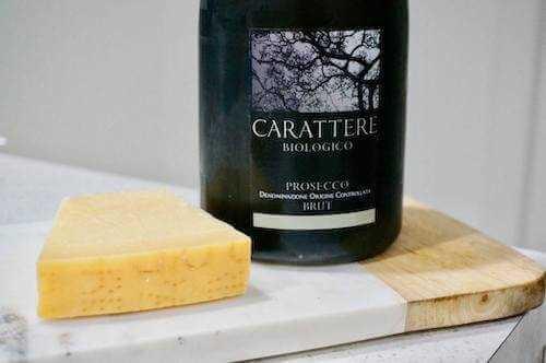Salatin Carattere Biologico Prosecco DOC Brut Organic Prosecco