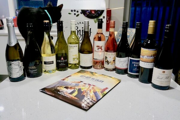 Wines from Wine Selectors