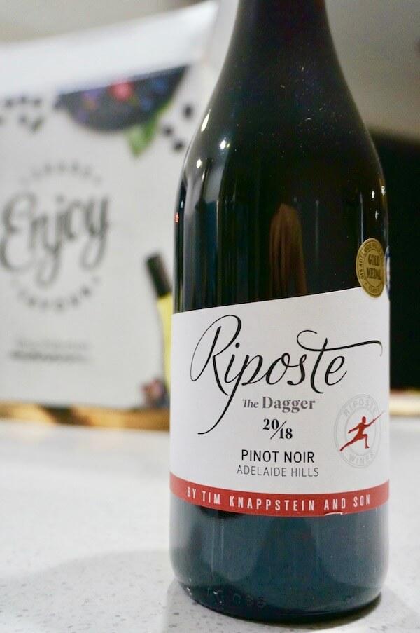 Riposte 'The Dagger' 2018 Pinot Noir