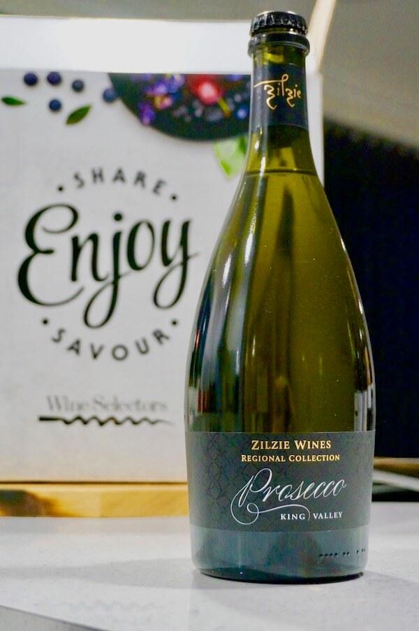 Zilzie Wines King Valley Prosecco
