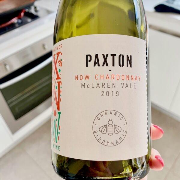 Paxton NOW Chardonnay 2019 McLaren Vale