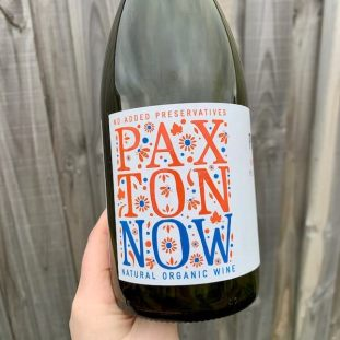 Paxton Natural Organic Wine