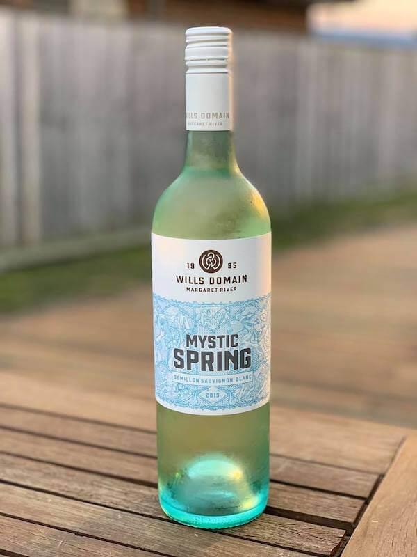 Wills Domain Mystic Spring 2019 Semillon Sauvignon Blanc