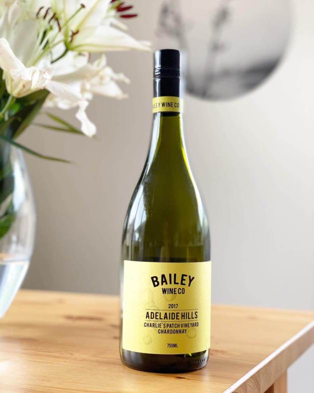 Bailey Wine Co 2017 Charlie's Patch Chardonnay