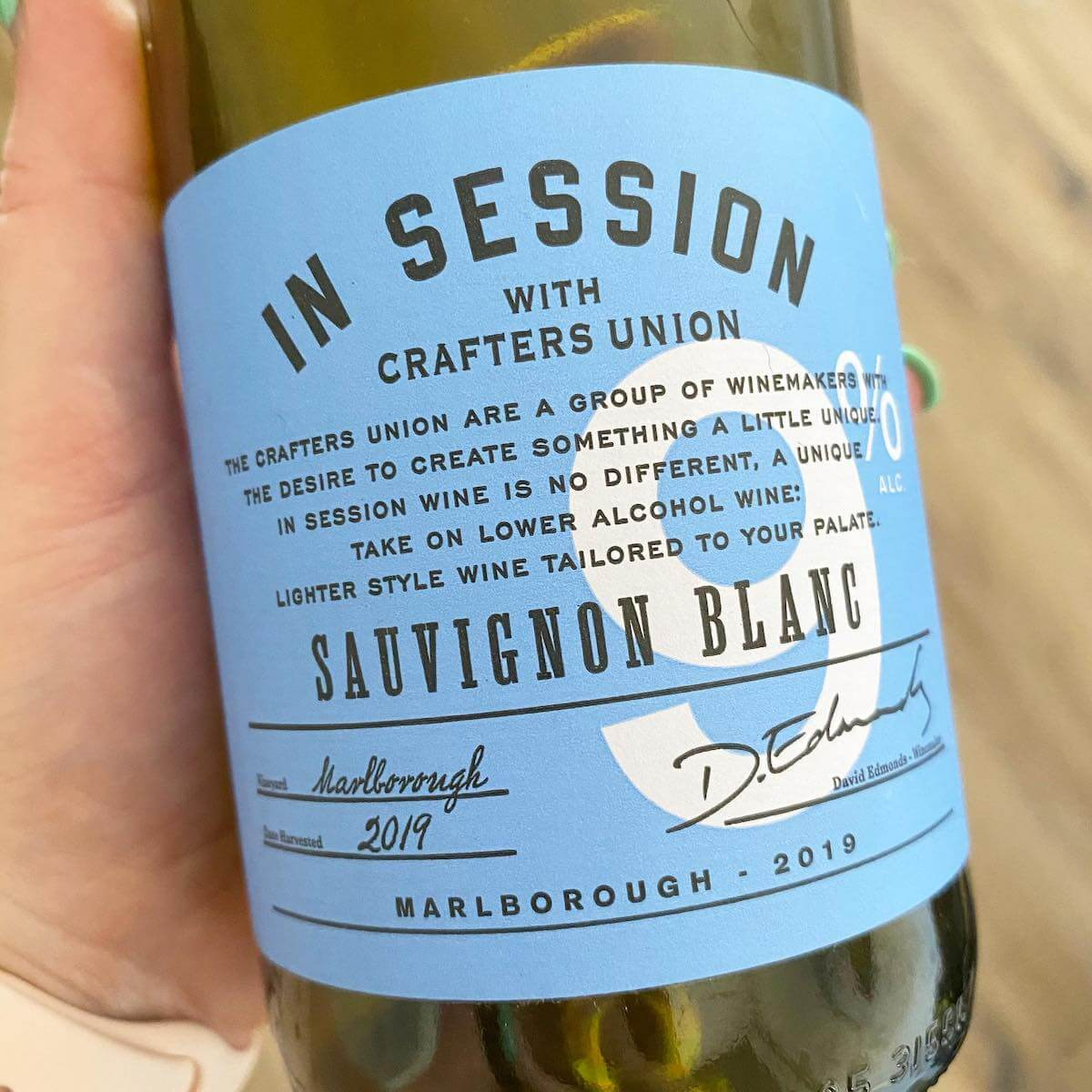 Crafters Union In Session Sauvignon Blanc 2019