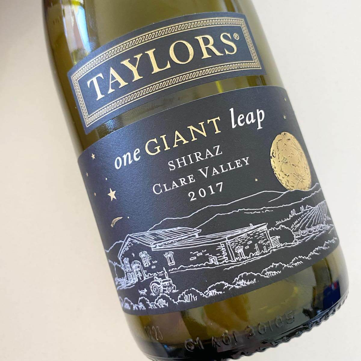 Taylors One Giant Leap 2017 Shiraz - Clare Valley
