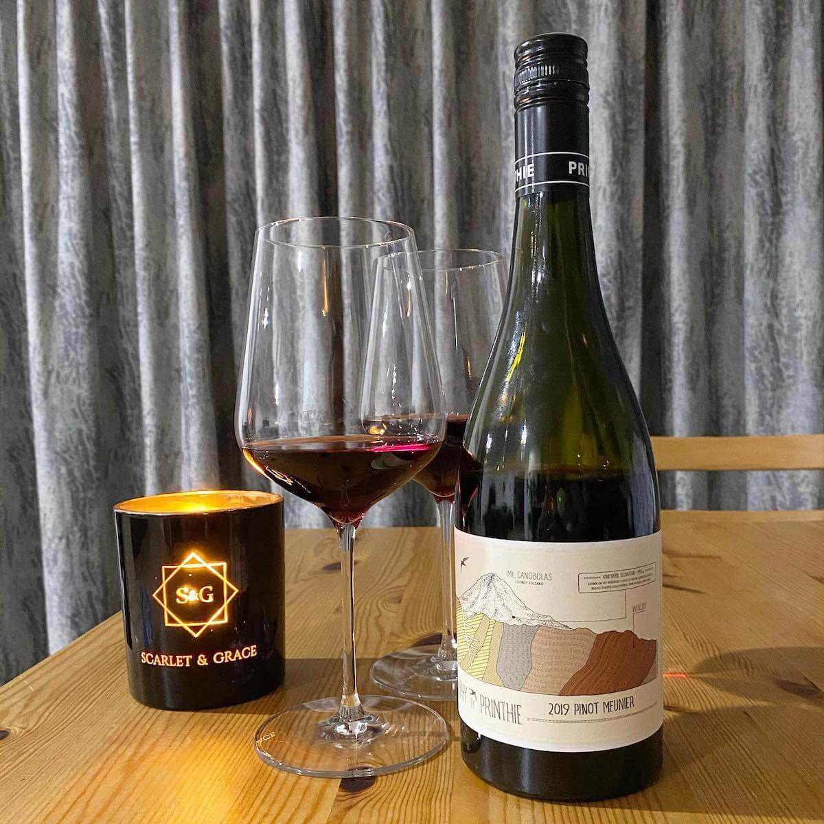 Printhie Wines 2019 Topography Pinot Meunier