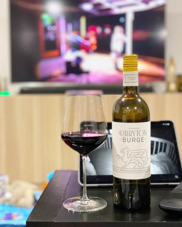 Corryton Burge 2018 'The Brigadier' Barossa Cabernet Sauvignon