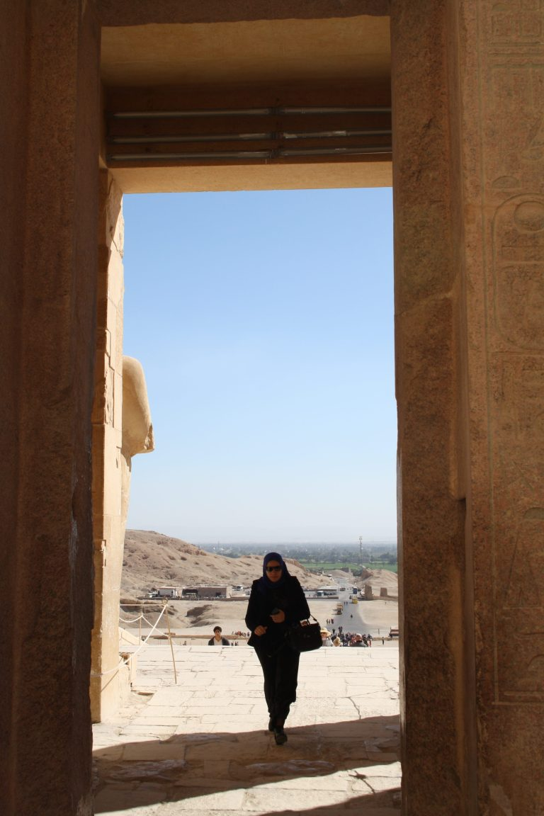 thebes egypt temple