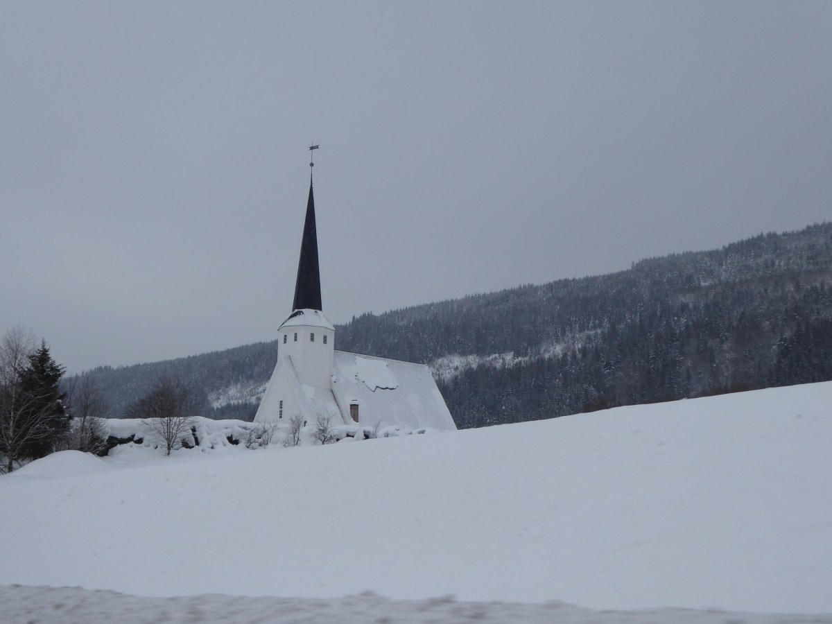 norway church