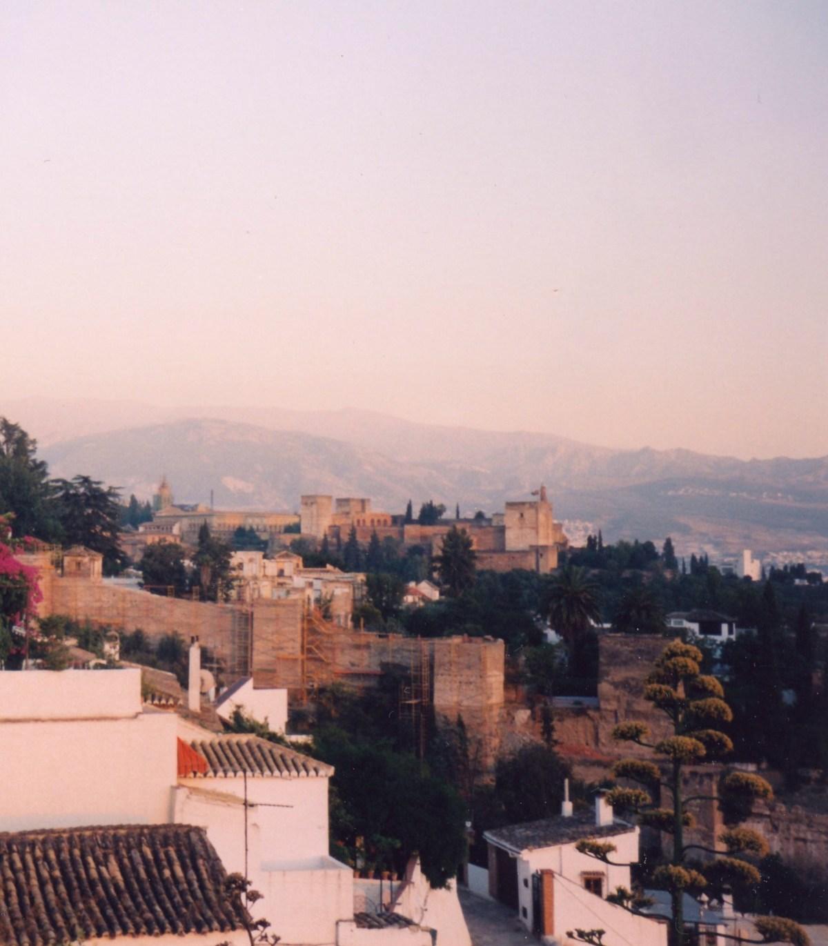 alhambra view-
