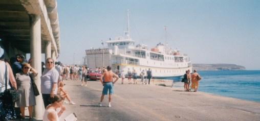 malta ferry