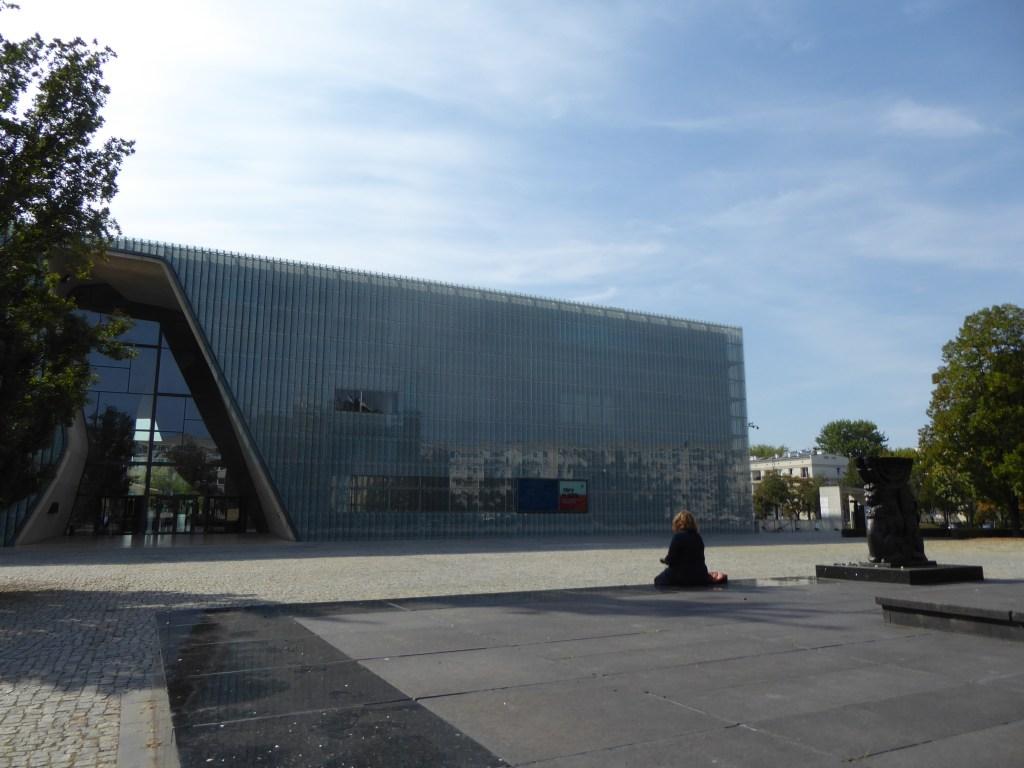 warsaw polin museum