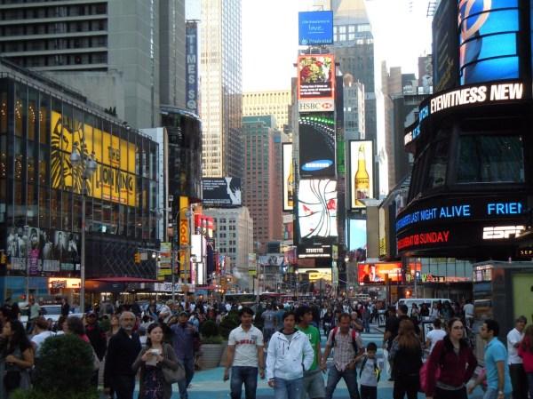 Times Square York