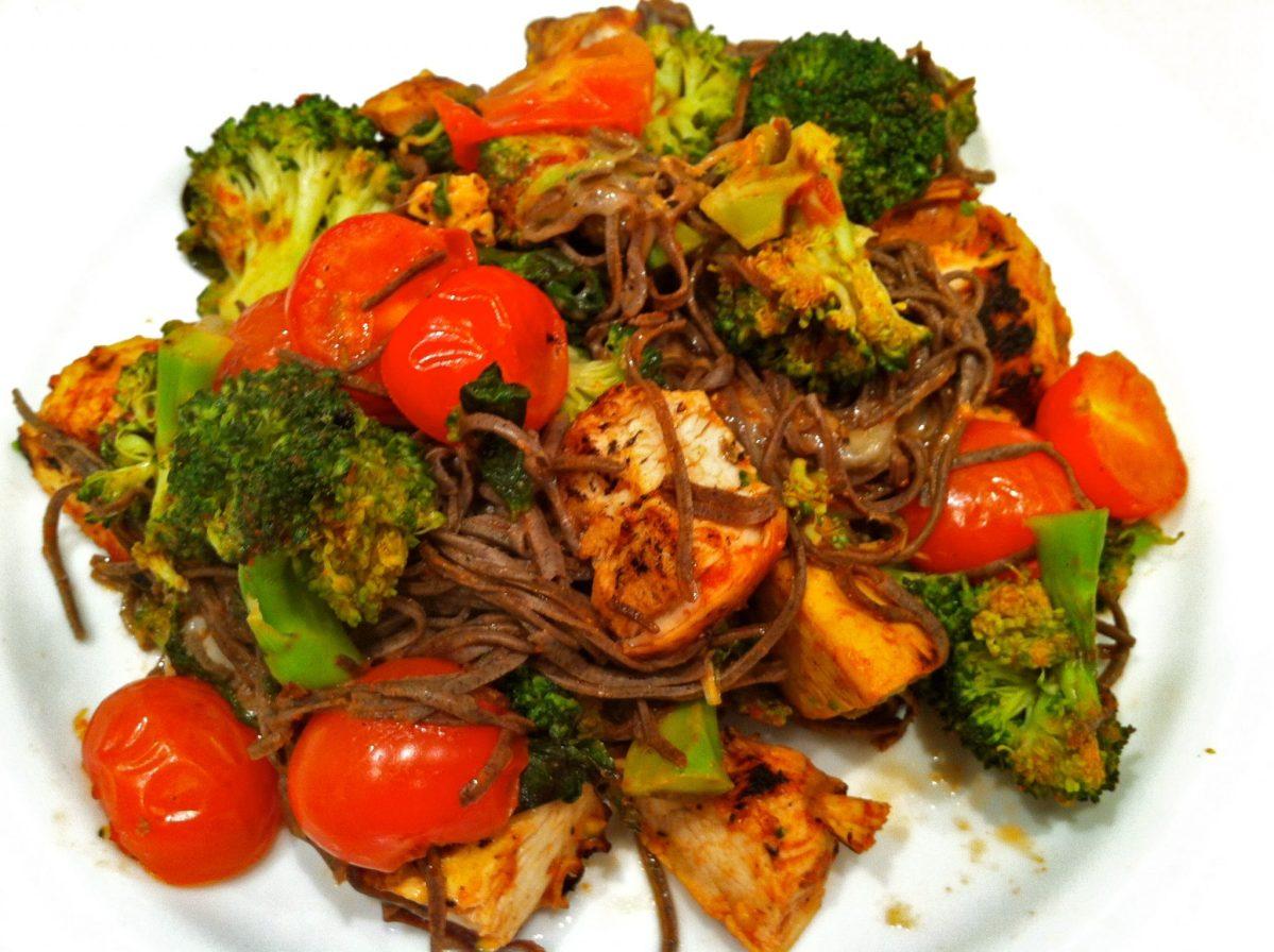 Organic Black Bean Spaghetti - High Protein, High Fibre, Gluten Free - #TDapproved