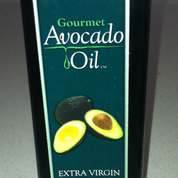 Highest Smoke Point - Avocado Oil