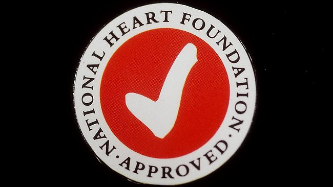 national heart foundation tick program