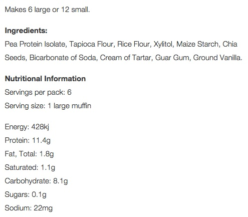 muffin nip