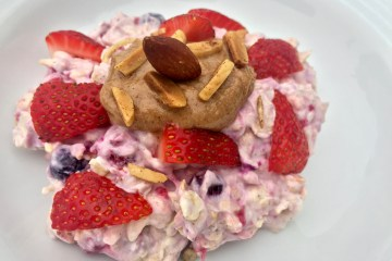 vegan bircher muesli recipe