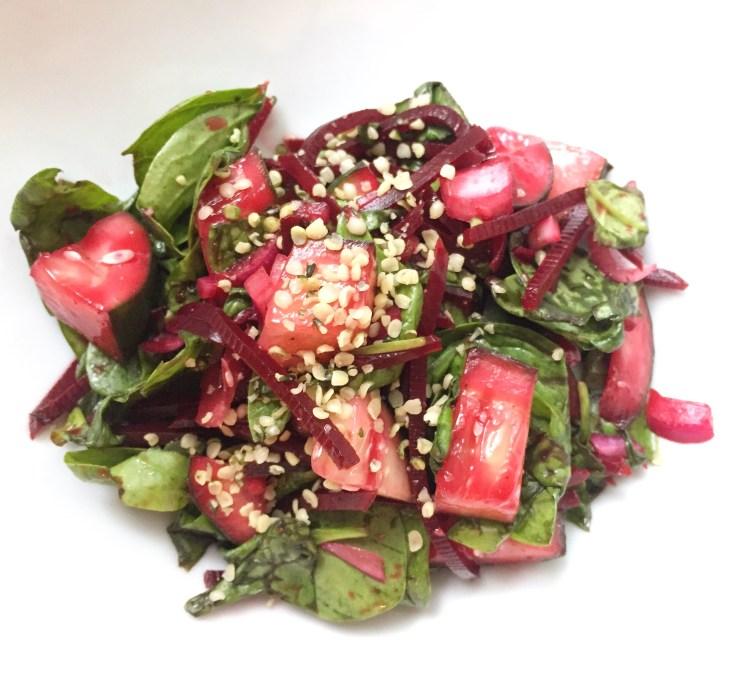 love beets salad