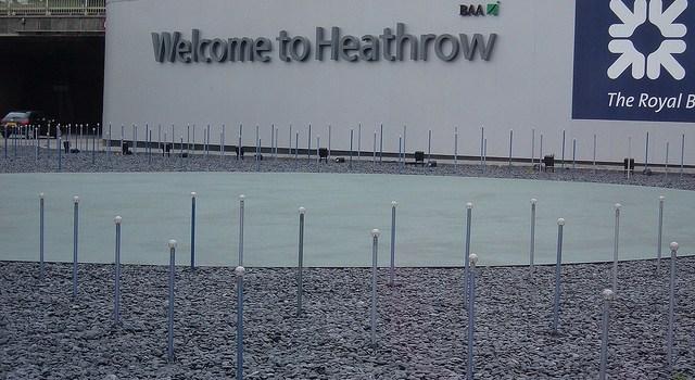 Traslados entre Aeropuertos de Londres (1): Heathrow