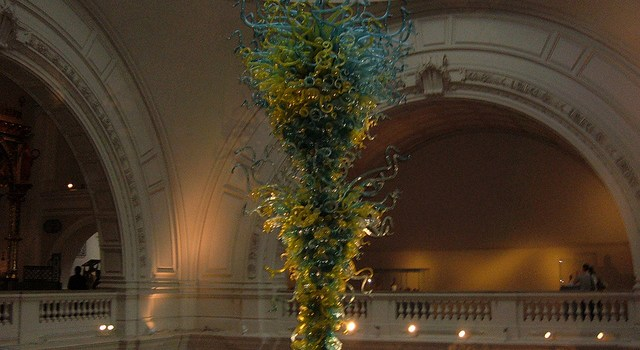 V&A Museum, Artes decorativas en Londres