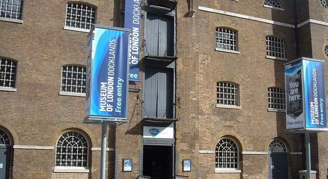 Cómo visitar el Museum of Docklands en Londres