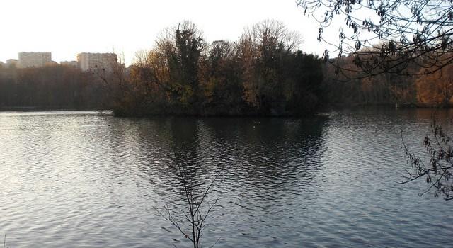 Parc de la Tête d'Or en Lyon, un zoo al aire libre