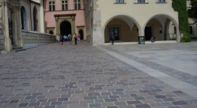 Wawel, el castillo de la colina