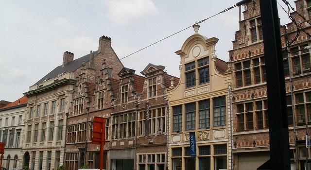 Tuliptrip: Medio día en Gante