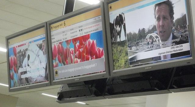 Datos prácticos del Aeropuerto de Amsterdam Schiphol