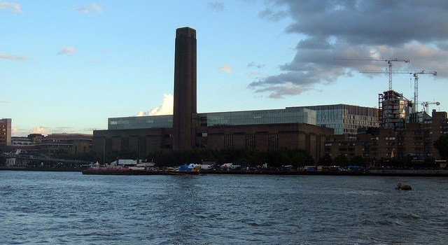 Tate Modern, de central eléctrica a museo