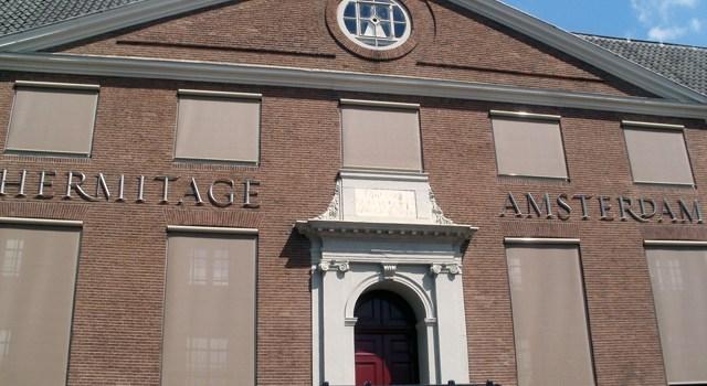 El Hermitage de Amsterdam, Arte sin necesidad de Visado