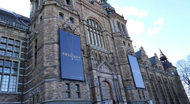Nordiska Museet, Suecia en un museo
