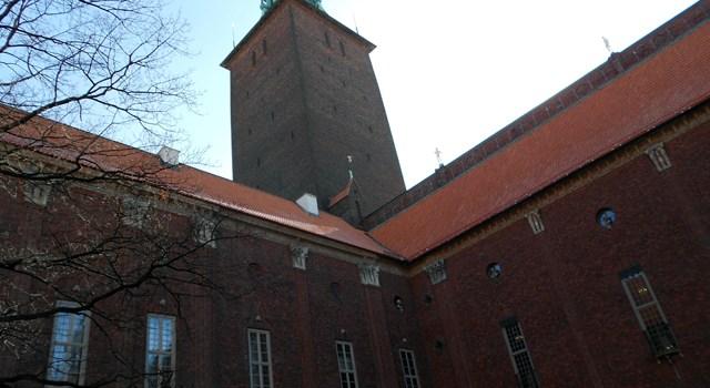 Stockhomls stadtshus, mucho más que el banquete de los premios Nobel