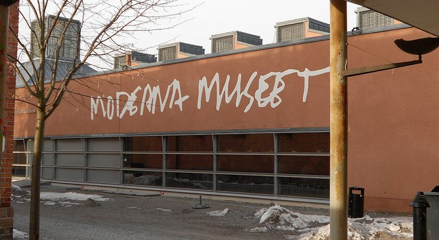 Moderna Museet, arte moderno en Estocolmo