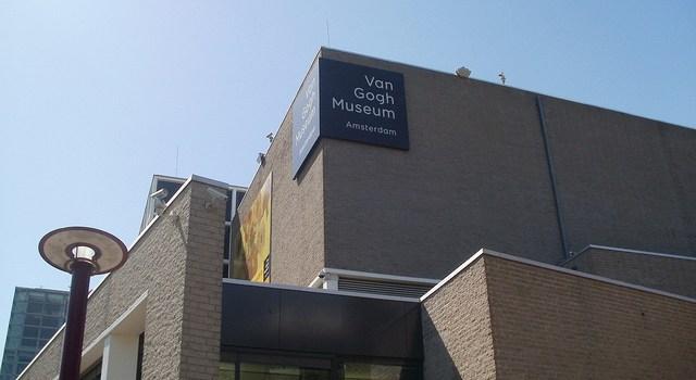El Museo Van Gogh en Amsterdam