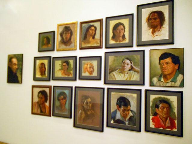 Centro de Arte Contemporáneo Exposición Eduardo Villacís