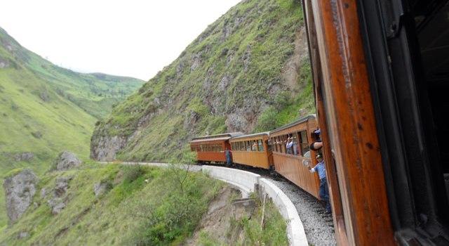 Trenes Ecuador: Nariz del Diablo
