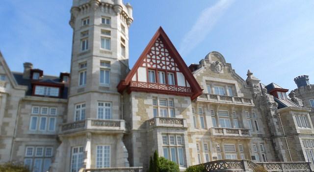 Visita al Palacio de la Magdalena en Santander