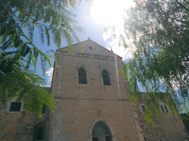 Ein Karem, iglesia San Juan Bautista, Jerusalén
