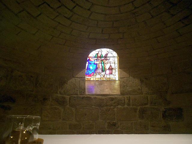 Carpintería de José, Basílica de la Anunciación, Nazaret, Israel